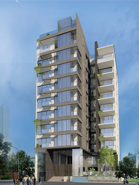 Residential Project Khulshi