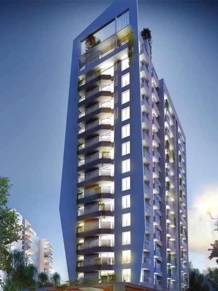 premium residential project